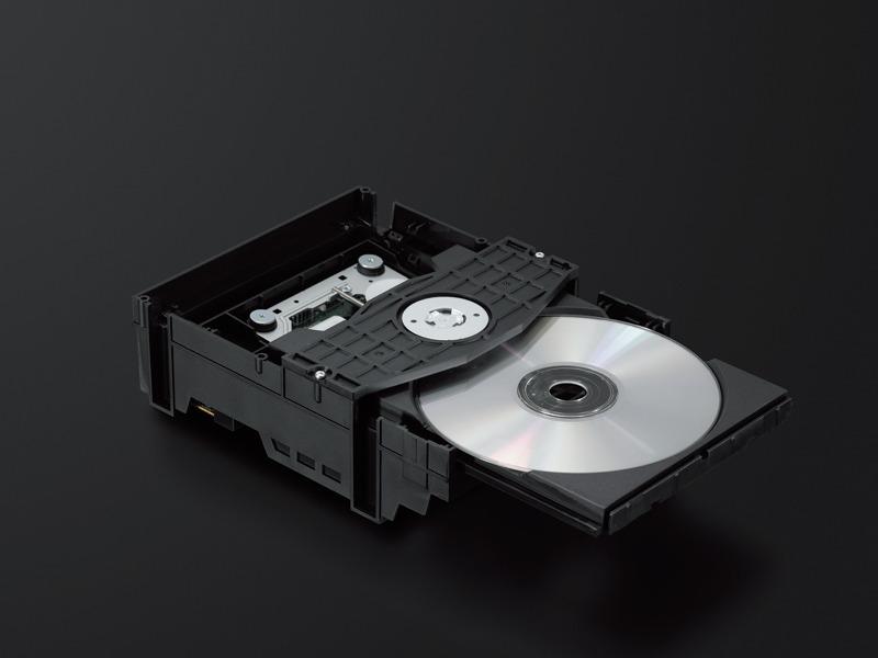 CD-Transport und D / A-Wandler