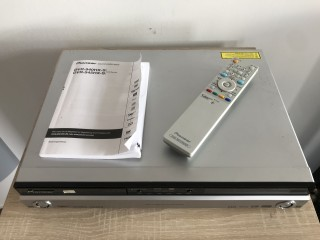 Pioneer DVR-940HX-S *DVD-Recorder/ CD-Spieler / Media Player*