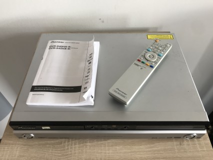 Pioneer DVR-940HX-S *DVD-Recorder/ CD-Spieler / Media Player*