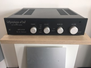 Symphonic Line RG-14 MK V schwarz