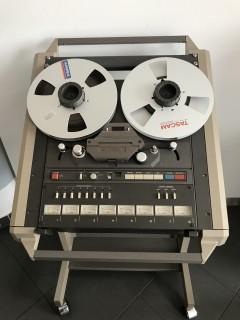 """38 1/2"""" 8-Track Tape Recorder mit Regietisch"""