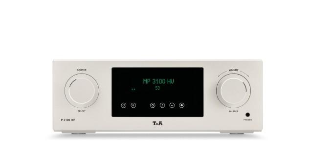 P 3100 HV Vorverstärker