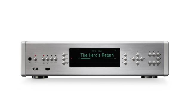 MP 1000 E Multi Source Player