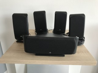 Surround Cinema SCS 200.6 / 5x Speakers + Subwoofer