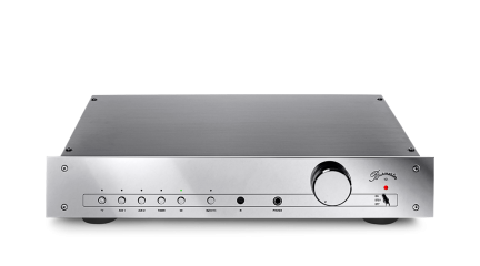 101 Integrated Amplifier