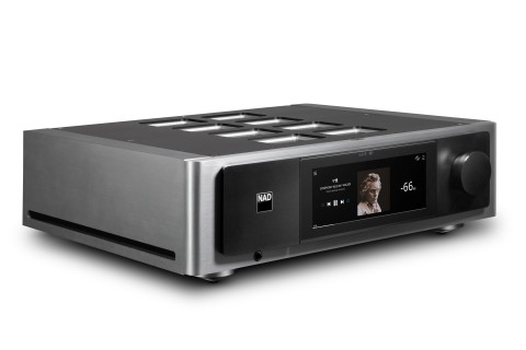 M33 BluOS® Streaming DAC Amplifier