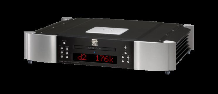 650D Digital/Analog-Wandler und CD-Laufwerk