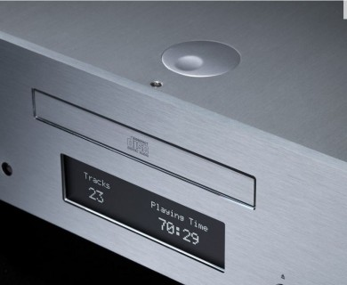 Azur 851C - Upsampling DAC, CD Player & Vorverstärker