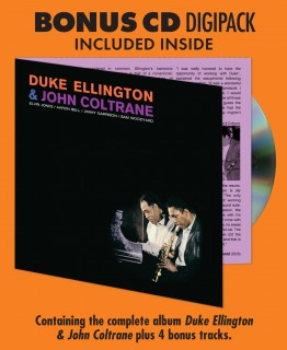 DUKE ELLINGTON & JOHN COLTRANE (180G LP + BONUS CD)