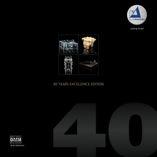 CLEARAUDIO - 40 YEARS EXCELLENCE EDITION (2 LP)