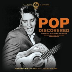 Various - DISCOVERED POP