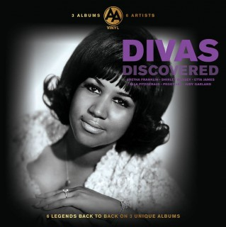 Various - DISCOVERED DIVAS